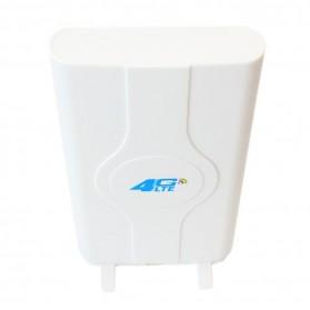 Omni Minimax G45 Antena Eksternal 4G LTE 45dBi dengan Konektor TS9 - White - 3