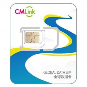 CMLink Travel SIM Card Kartu Internet High Speed 4G LTE Europe 15 Days Unlimited 5GB/Day - 2