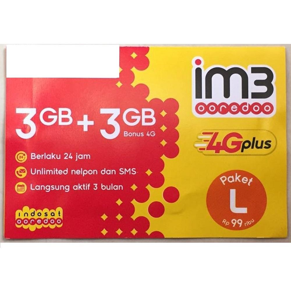 Indosat Paket Freedom Data L Daftar Update Harga Terbaru Dan Combo 12gb Im3 Ooredoo 6gb 3g 4g 3
