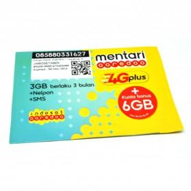 Indosat IM3 Ooredoo Freedom Combo L 19GB (3G & 4G) 3 Bulan (SUDAH AKTIF)