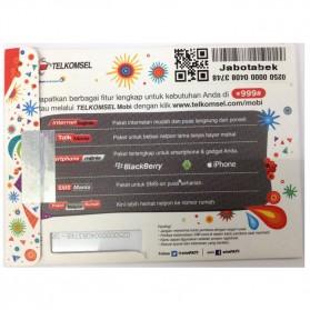 Telkomsel Simpati Loop 1 Bulan Paket Blackberry Gaul Service atau Internet 12GB - 2