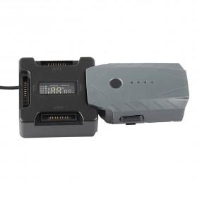 Charger Baterai Drone DJI Mavic Pro 4 Slot -JH-M04 - Black - 5