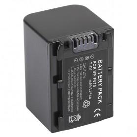 Baterai Kamera Sony NP-FV70 for Sony NP-FV50 FV30 HDR-CX230 HDR-CX150E HDR-CX170 CX300 Z1 - Black