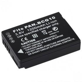 Baterai Kamera DMW-BCG10 for Panasonic Lumix DMC-3D1 DMC-TZ7 DMC-TZ8 DMC-TZ10 DMC-TZ18 DMCTZ1 - Black - 4