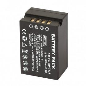 Eeyrnduy Baterai Kamera Fujifilm NP-T125 1250mAh - Black