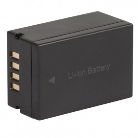 Eeyrnduy Baterai Kamera Fujifilm NP-T125 1250mAh - Black - 3