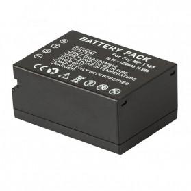 Eeyrnduy Baterai Kamera Fujifilm NP-T125 1250mAh - Black - 5