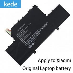 Kede Baterai Laptop Xaomi Mi Air 12.5 Inch 7.6V 37Wh 4866mAh - R10B01W - Black