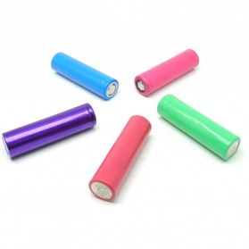 Baterai 18650 - Blue - 3