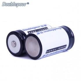 DOUBLEPOW Baterai Cas D Rechargeable Ni-MH 1.2V 10000mAh 2PCS - White - 4