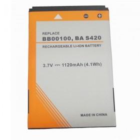 Baterai HTC A3333 A3335 T8698 G8 (OEM) - Black