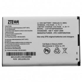 Baterai Untuk Mifi ZTE MF30 MF60 MF62 AC30 - Li3715T42P3h654251 - Silver - 1