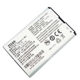 Baterai Untuk Mifi ZTE MF30 MF60 MF62 AC30 - Li3715T42P3h654251 - Silver - 3