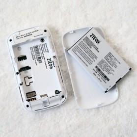 Baterai ZTE MF90 & MF91 Mobile Hotspot Wifi 2300mAh (OEM) - Silver - 2
