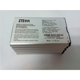 Baterai ZTE MF90 & MF91 Mobile Hotspot Wifi 2300mAh (OEM) - Silver - 3