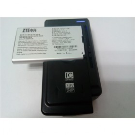 Baterai ZTE MF90 & MF91 Mobile Hotspot Wifi 2300mAh (OEM) - Silver - 4