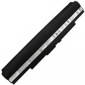 Baterai Asus UL30 8 Cell (OEM) - Black