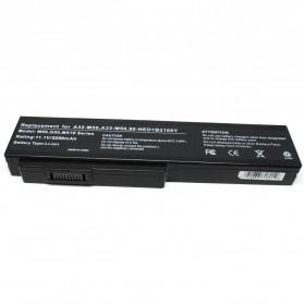 Baterai Asus N43 M50 M60 M60j N52 N53 5200mAh - Black
