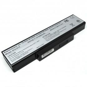 Baterai Asus K72 N71 N73 A32-K72 A32-N71 X72 Series - Black