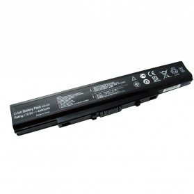 Baterai Laptop / Notebook - Baterai Asus X35 X35F X35J X35JG X35S X35SD Series - Black