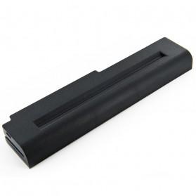 Baterai Asus N43 M50 M60 M60j N52 N53 Series 4400mAh - Black