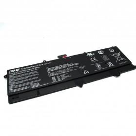 Baterai Asus VivoBook F201 F201E EEE PC F201 F201E F201 C21-X202 - Black