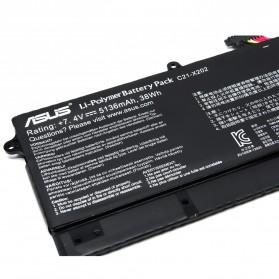 Baterai Asus VivoBook F201 F201E EEE PC F201 F201E F201 C21-X202 - Black - 2