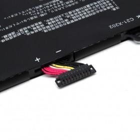 Baterai Asus VivoBook F201 F201E EEE PC F201 F201E F201 C21-X202 - Black - 3