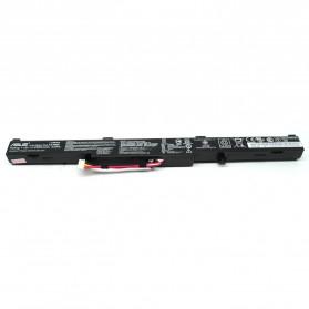 Baterai Asus A450 X450J X450JF A450C X41-X550E X550E K550E K550D (OEM) - Black