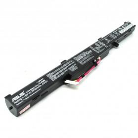 Baterai Asus A450 X450J X450JF A450C X41-X550E X550E K550E K550D (OEM) - Black - 3