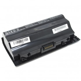 Baterai Laptop Asus G75V A42-G75 4600mAh - Black