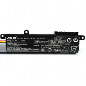 Baterai Laptop Asus X540 X540J X540JL - A31N1519 - Black - 3