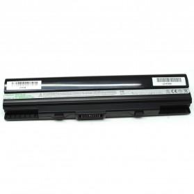 Baterai Asus Eee PC 1201 1201N 1201HA 1201PN Standard Capacity (OEM) - Black