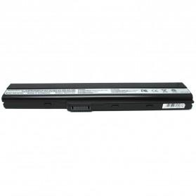 Baterai Asus A52 (A31-K52) 6 Cell (OEM) - Black