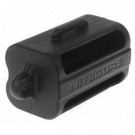 Nitecore Case Baterai 18650 4 Slot - NBM40 - Black