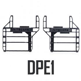 Nitecore DPE1 Drone Power Expander Battery Slot for DJI Inspire 2 - Black - 2