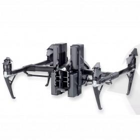 Nitecore DPE1 Drone Power Expander Battery Slot for DJI Inspire 2 - Black - 3