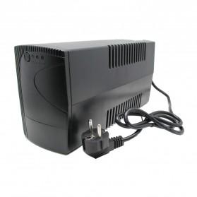 EAST Off Line UPS 650V 390W with LED Display - EA265 - Black
