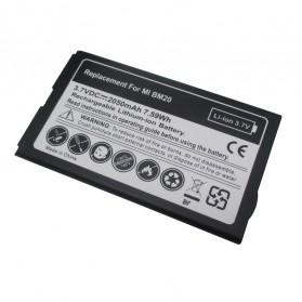 Baterai Xiaomi Mi2S (Replika 1:1) - Black