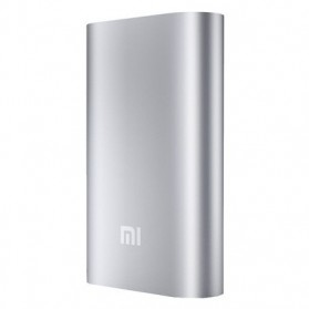 Xiaomi Power Bank 10000mAh (ORIGINAL) - Silver