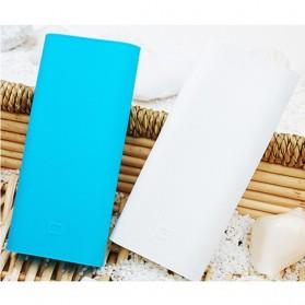 Silicon Case Cover for Xiaomi Power Bank 16000 mAh (ORIGINAL) - Blue - 4