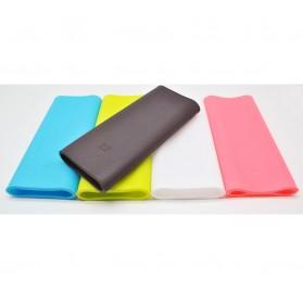 Silicon Case Cover for Xiaomi Power Bank 16000 mAh (ORIGINAL) - Blue - 5