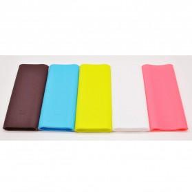 Silicon Case Cover for Xiaomi Power Bank 16000 mAh (ORIGINAL) - Blue - 6