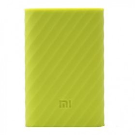 Silicon Cover for Xiaomi Power Bank 10000mAh (ORIGINAL) - Green