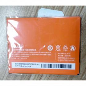 Baterai Xiaomi Redmi Note 2 3020mAh - BM45 (Replika 1:1) - Orange - 5