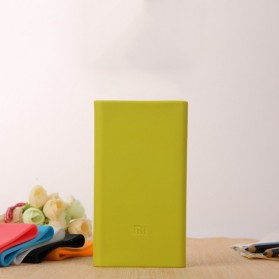 Silicon Case Cover for Xiaomi Power Bank 5000 mAh - Green