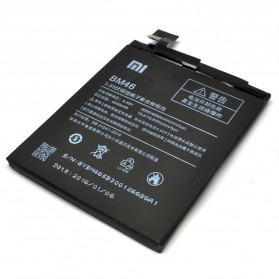 Baterai & Charger - Replacement Battery for Xiaomi Redmi Note 3 4000mAh - BM46 - Black