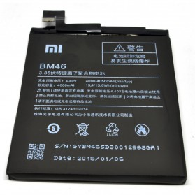 Replacement Battery for Xiaomi Redmi Note 3 4000mAh - BM46 - Black - 2