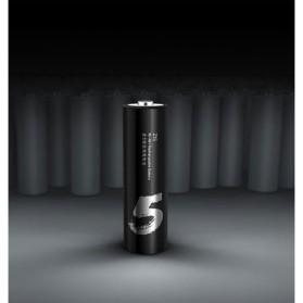 Xiaomi Zi5 Batu Baterai Cas Rechargeable AA 4 PCS - Black - 2