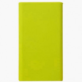Silicone Case Cover for Xiaomi Power Bank 20000mAh - Green